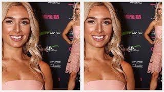 Love Island Australia's Ca ssidy tanned to perfection after QUITTING  job to become online influence