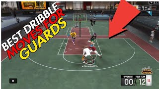 BEST DRIBBLE MOVES FOR GUARDS😱 BECOMING A DRIBBLE GOD😱 NBA2K19