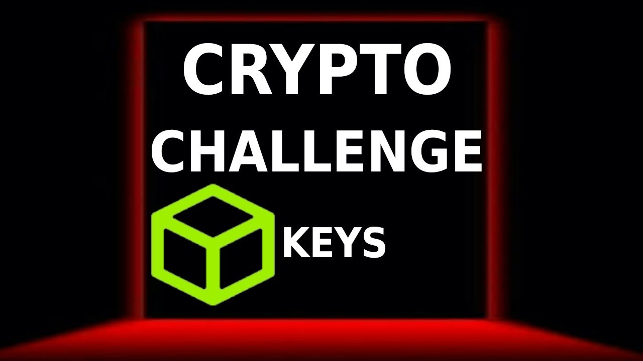keys ! hackthebox ( Crypto challange)