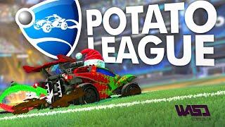 POTATO LEAGUE #1 | Rocket League Funny And WTF Moments