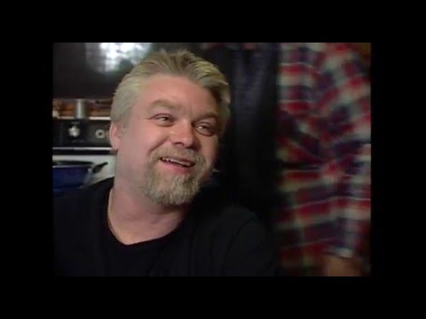 Nov. 6, 2005 RAW interview with Steven Avery | NBC26: The Avery Archives | Steven Avery on Netflix