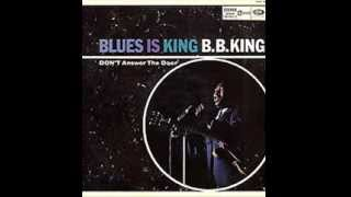 BB King   Gamblers Blues with Bobby Forte