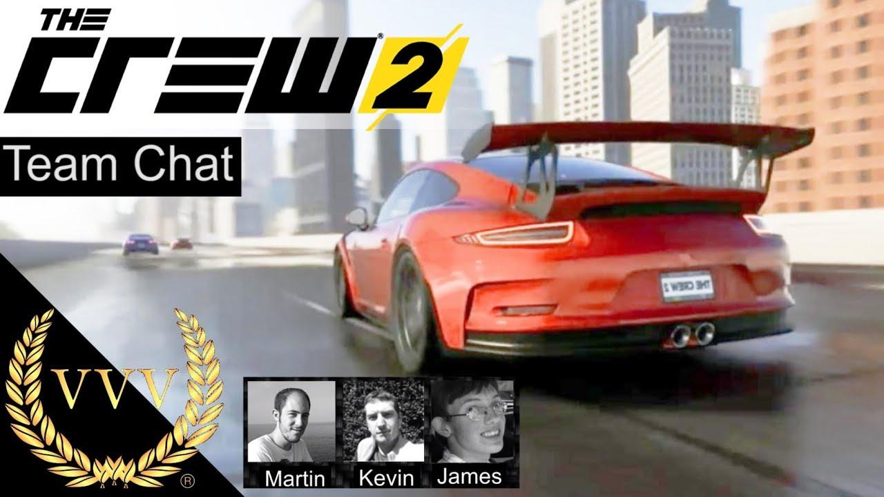 The Crew 2 review - Team VVV