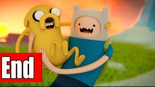 Adventure Time Finn and Jake Investigations Ending Walkthrough Part 8