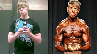 My 10 year Natural Bodybuilding Journey...