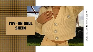 TRY-ON HAUL SHEIN 2021 (je change de style) | Lorie V