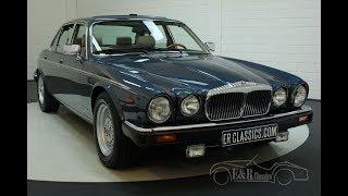 Daimler Double Six 1992 V12 -VIDEO- www.ERclassics.com