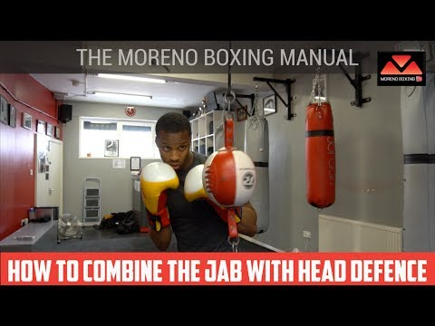 How To Combine The Jab With Head Defence