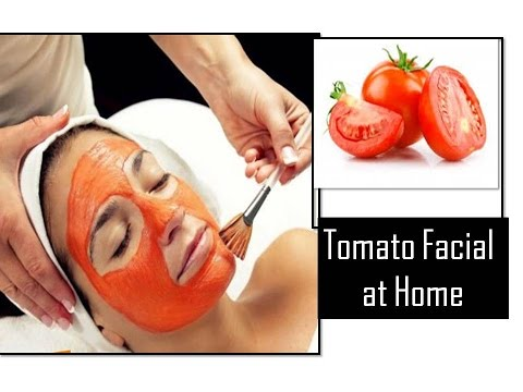 How to do a facial at home