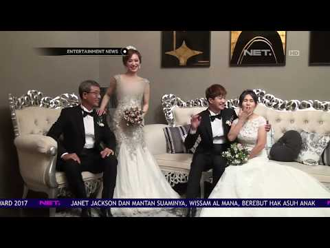 Lee Jong Hoon dan Moa Lakukan Pre-Wedding