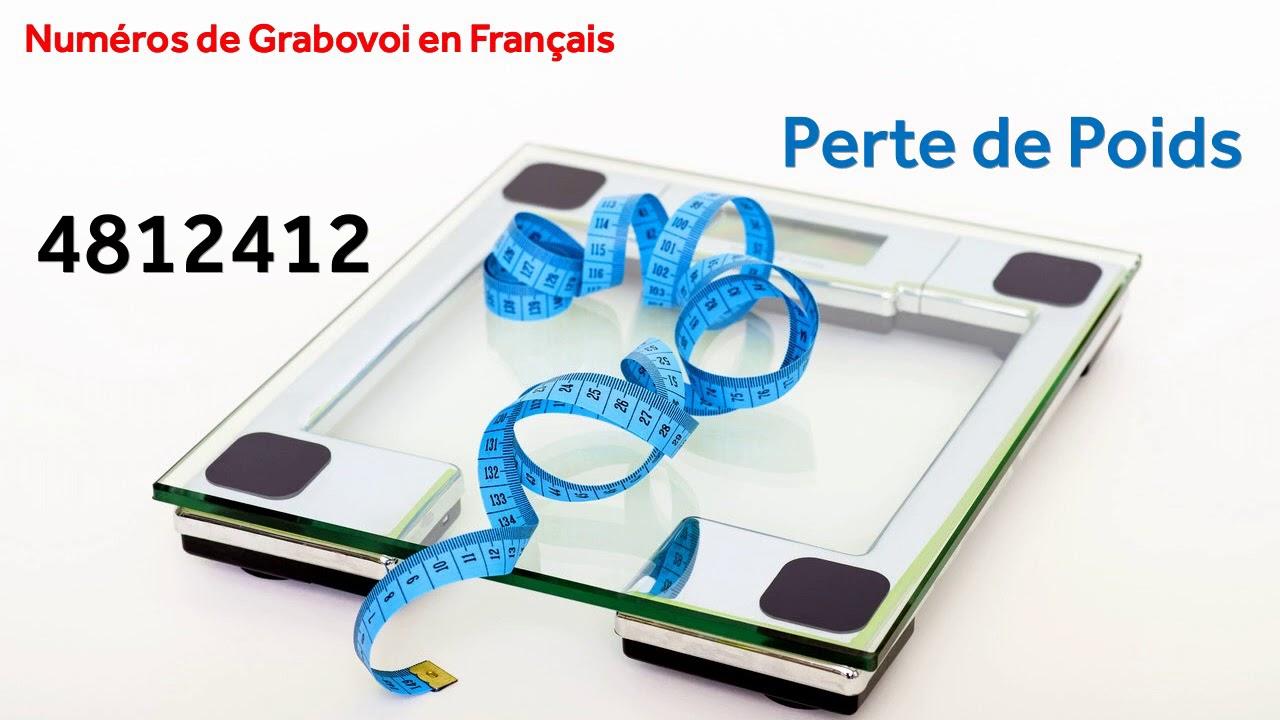 Download Numéros de Grabovoi en Français - Perte de Poids - 4812412