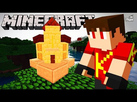 Minecraft | RẠP CHIẾU PHIM NHỎ BẰNG 1 BLOCK - Mini Cinema | KiA Phạm