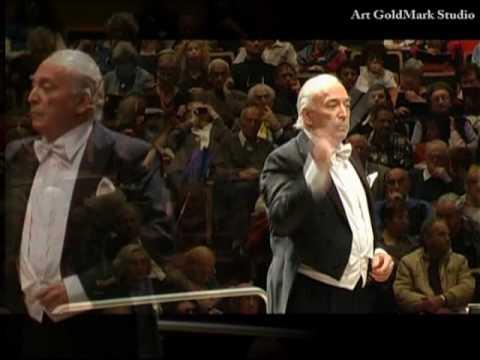 Haifa Symphony Orchestra Brahms Tragic Overture  1-2 Conductor Noam Sheriff
