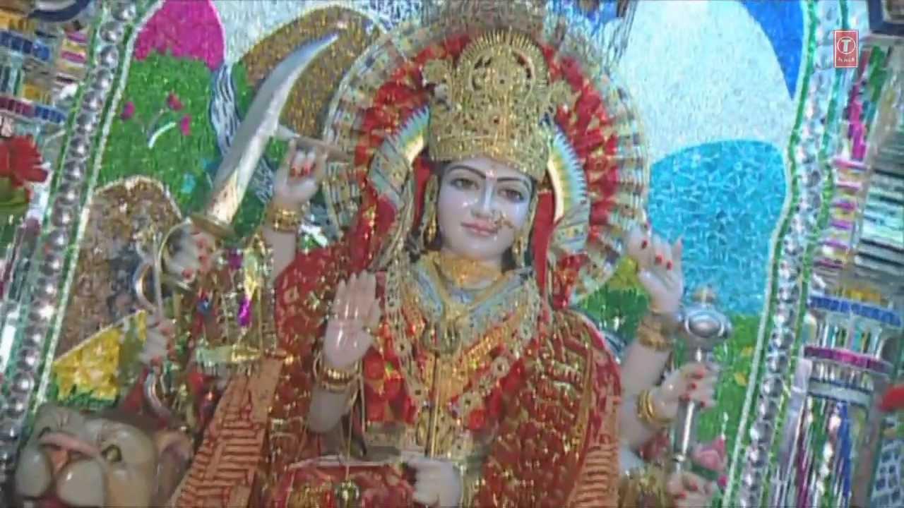 Mata Rani Tere Darbar Devi Bhajan By Kavita Godiyal [Full ...