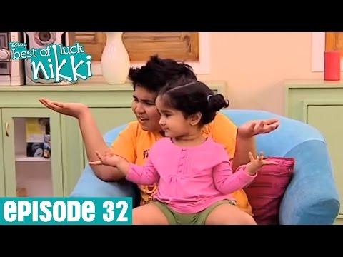 Best Of Luck Nikki   Season 2 Episode 32   Disney India Official