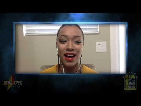Star Trek Universe Virtual Panel   Comic-Con@Home 2020