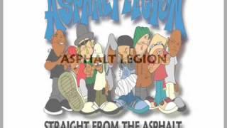 Asphalt Legion LP promo1