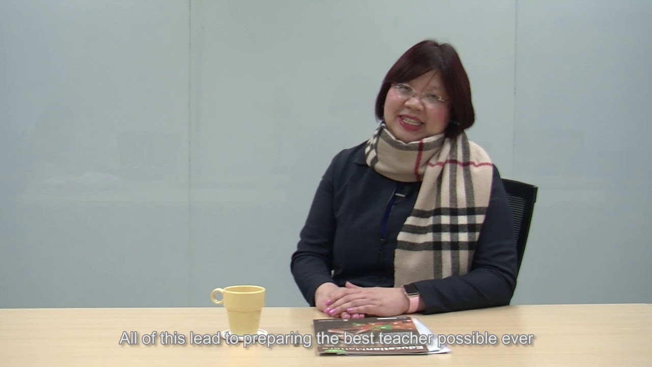 Faculty Interview Series - Inspiring Dialogue with Professor Low Ee Ling - YouTube