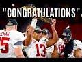 "Alabama Official Football Highlights 2017-18 || ""Congratulations"" || CFB National Champions 2018"