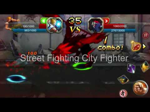 Street Fighting:City Fighter For Pc - Download For Windows 7,10 and Mac
