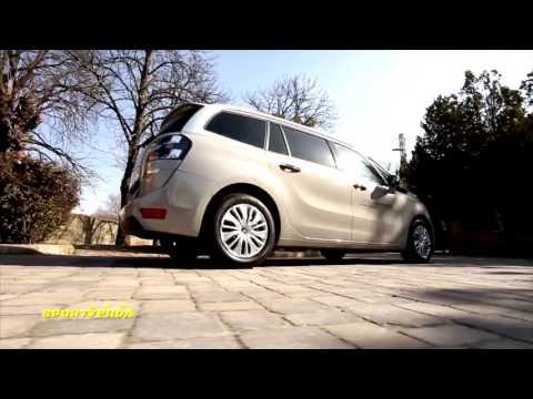 Új Citroen C4 Grand Picasso - SportVerda