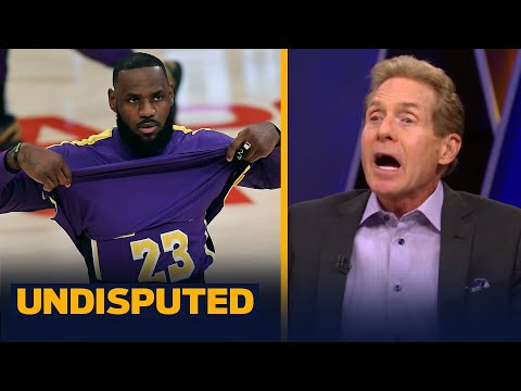Skip & Shannon react to LeBron changing his stance on the NBA play-in tournament | NBA | UNDISPUTED