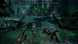 Dragon Age Inquisition (Xbox One) - Multiplayer Gameplay: Elven Ruins [1080p HD]