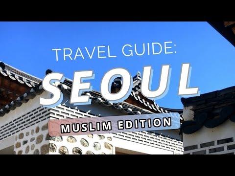 Halal Food & Prayer Rooms in Seoul [TRAVEL GUIDE]