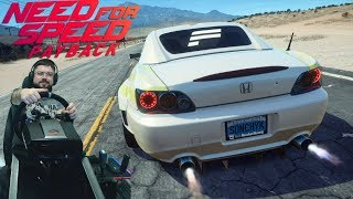 Крутой тюнинг и ночные гонки в Need for Speed Payback