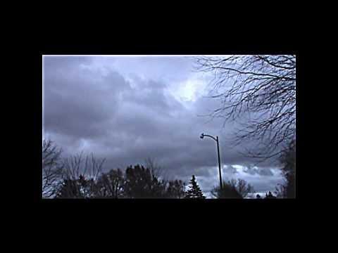 Wapakoneta Auglaize Co. Ohio Storm 11/17/2013