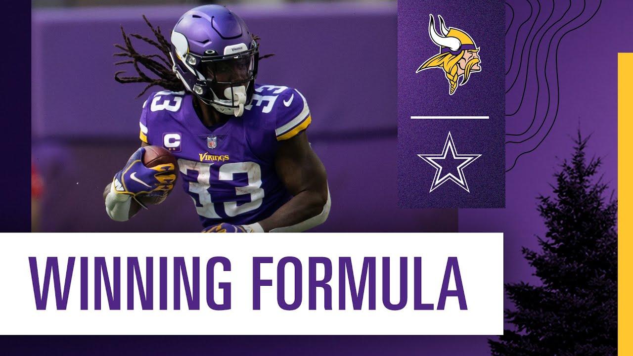 Download Winning Formula: Minnesota Vikings-Dallas Cowboys Breakdown + Player Predictions for Primetime Game