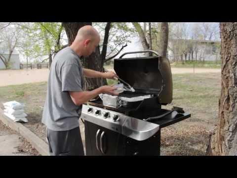 Grilling A Memorial Day Brisket
