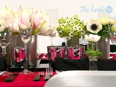Art Deco Wedding Ideas - YouTube