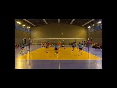 Team Ontario Elite Girls vs France Youth National