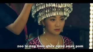 [MV] Laj Tsawb 邹兴兰 - Hlub Tsis Muaj Tso 下定决心忘记你 苗语版