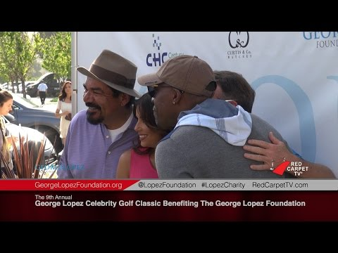 9th Annual George Lopez Celebrity Golf Classic Benefitting The George Lopez Foundation
