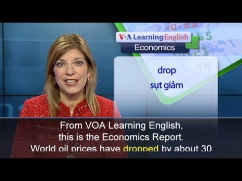 Phát âm chuẩn cùng VOA - Anh ngữ đặc biệt: World Oil Prices (VOA)