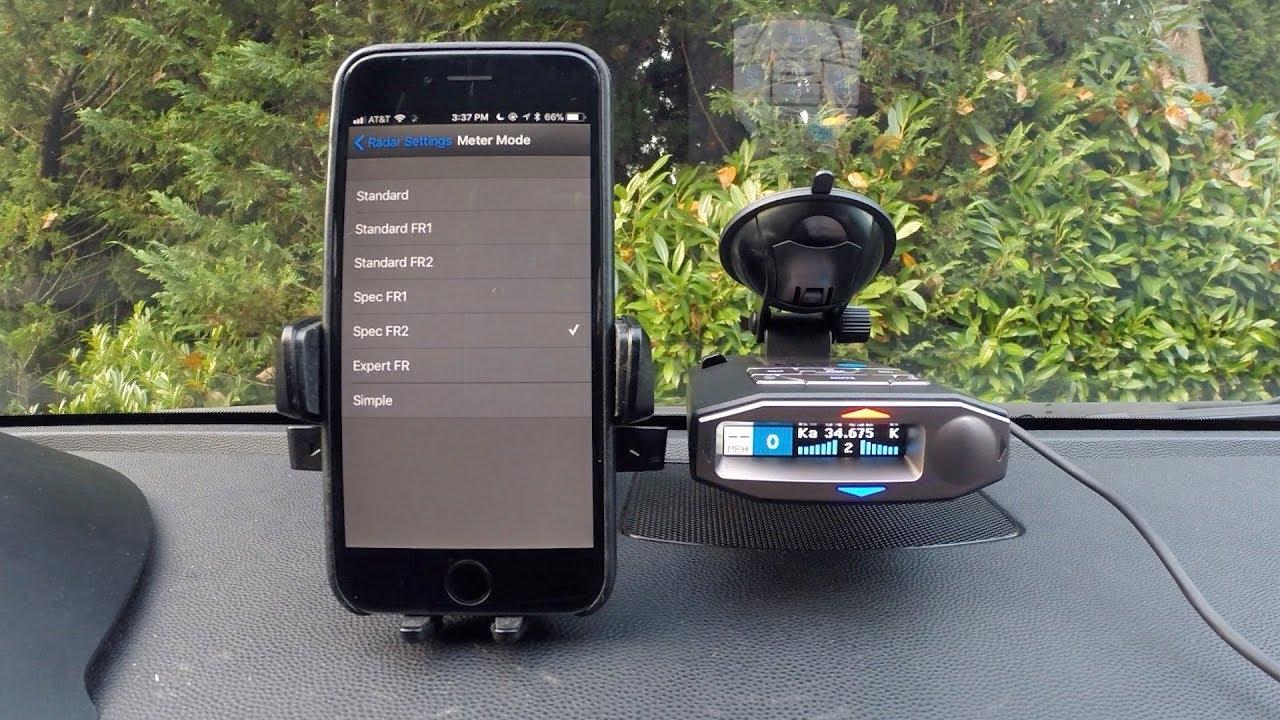 How to Set Up & Configure Your Escort Max 360c Radar Detector