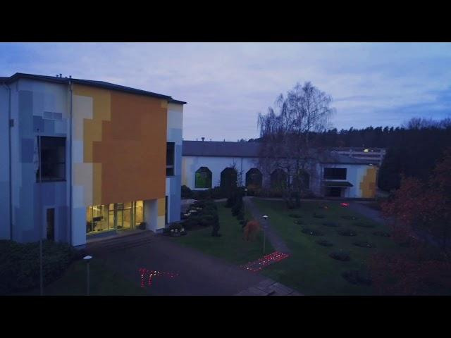 Latvijas 100 gades svinības Bulduru Dārzkopības vidusskolā