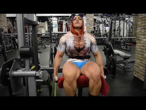 Natalia Trukhina  BodyBuilding
