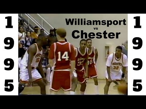 1995 WILLIAMSPORT vs CHESTER (LOST TAPES) QUARTERFINAL STATE PLAYOFF