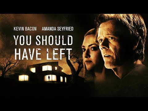 You Should Have Left   Trailer   Own it now on Digital, Blu-ray & DVD