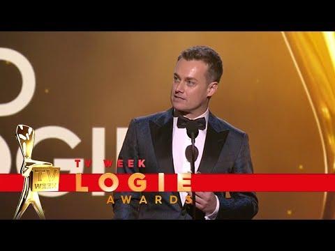Grant Denyer wins the Gold Logie | TV Week Logie Awards 2018