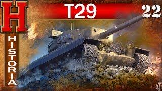 T-29 - 5 lat temu na usuniętej mapie Smocza Grań - nostalgicznie - World of Tanks
