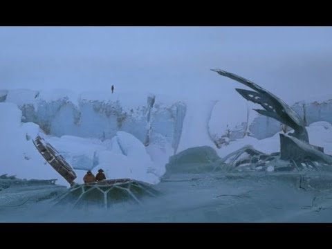 俗哥说电影,美国科幻片《突变第三型》 南极的冰层被炸开之后,凶残的外星生物被释放,科考站大祸临头了