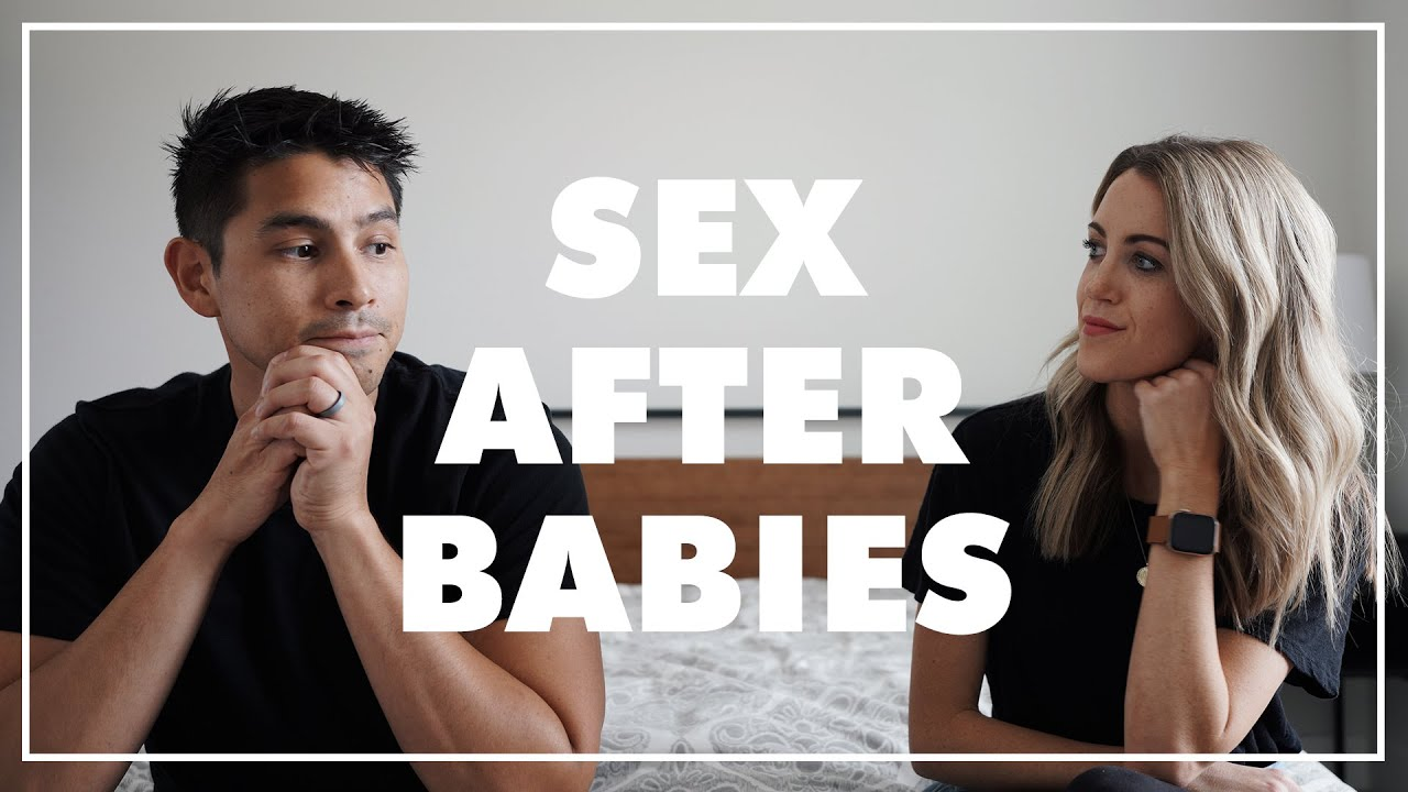 Sex After Birth – Postpartum Intimacy for New Moms/Dads