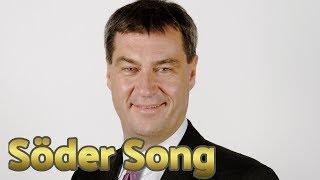 Dennis und Jesko singen ein Lied für Markus Söder