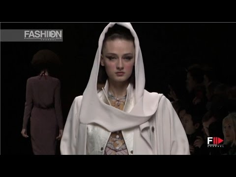 JULIEN FOURNIER Full Show Spring Summer 2015 Haute Couture Paris by Fashion Channel