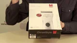 Машинка для стрижки Moser 1871-0072 Chrom Style Pro - Review. Видеобзор. Характеристики.