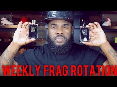 Weekly Fragrance Rotation #42 | Top 7 Fragrance Picks (2018)